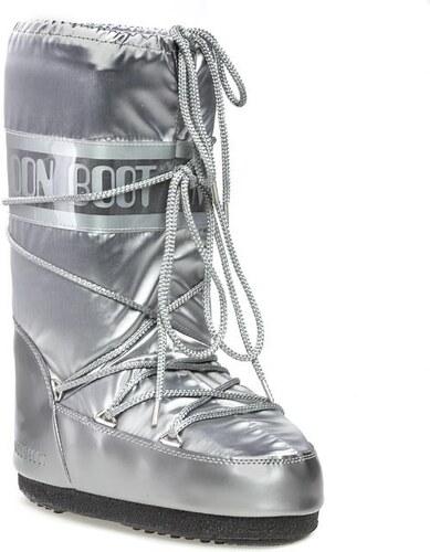 Sněhule MOON BOOT - Glance 14016800002 Argento D - Glami.cz 9170b36de2