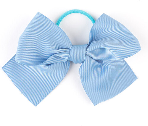 Nœud Cheveux - Bleu