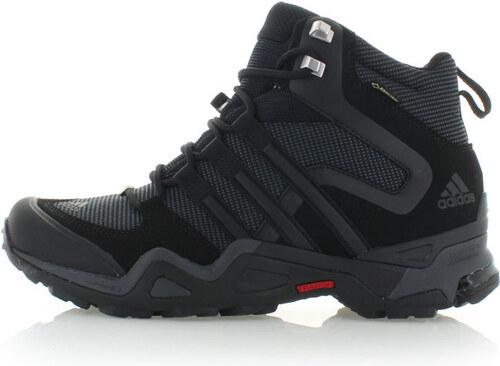 0e6d3939aa2 adidas PERFORMANCE Pánské černé kotníkové boty ADIDAS Terrex Fast X High GTX