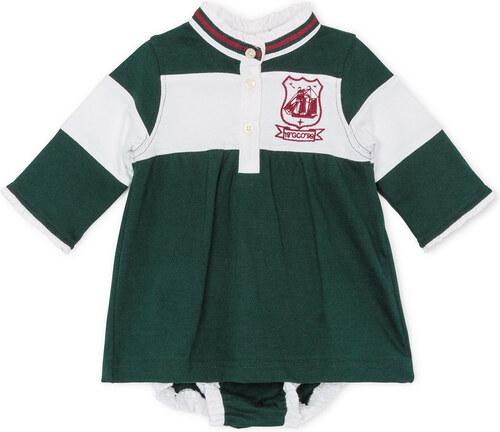 Robe Polo - Vert Bouteille