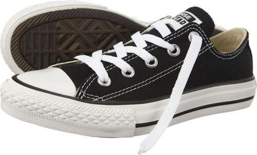 Dětské boty Converse 3J235 Chuck Taylor All Star Black (černé ... e711034914
