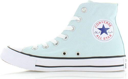 Dámské světle modré kotníkové tenisky Converse Chuck Taylor All Star ... 6bb3b4aa16e