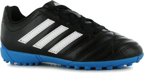 kopačky adidas F10 TRX FG Childrens Black White - Glami.cz bf7d3fabb2