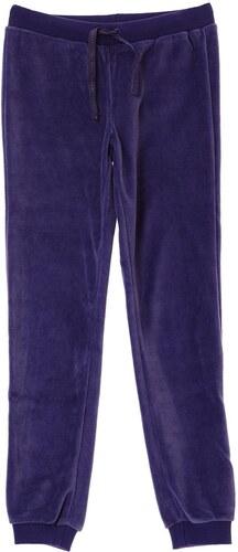 Benetton Pantalon de jogging en coton mélangé - mauve
