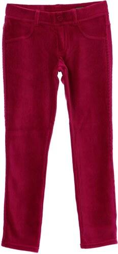 Benetton Legging en velours côtelé - rose