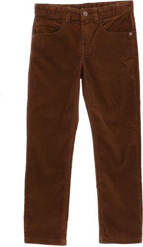 0 1 2 Pantalon en velours côtelé - beige