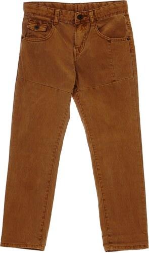 Benetton Pantalon en coton - beige