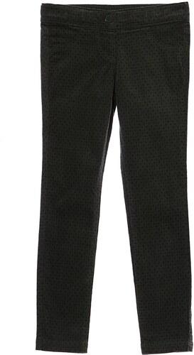 0 1 2 Pantalon en coton mélangé - vert