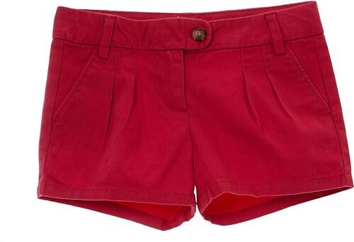 Benetton Short en coton - rose