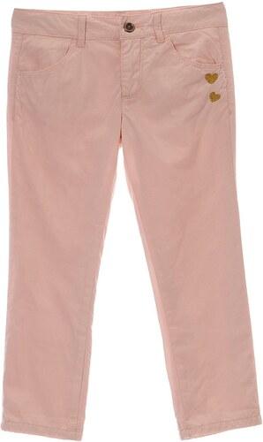Benetton Chino en coton - rose clair