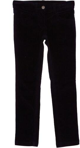 0 1 2 Cordhose - jeansblau