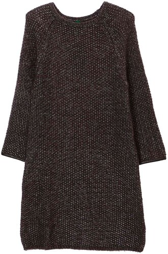 0 1 2 Robe pull - taupe