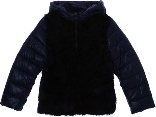 0 1 2 Winterjacke - marineblau
