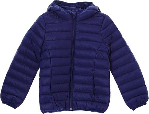 0 1 2 Winterjacke - blau