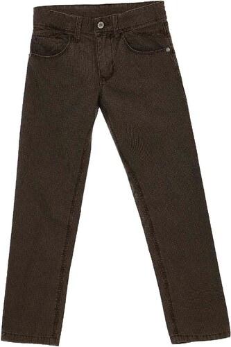 Benetton Pantalon en coton - marron clair