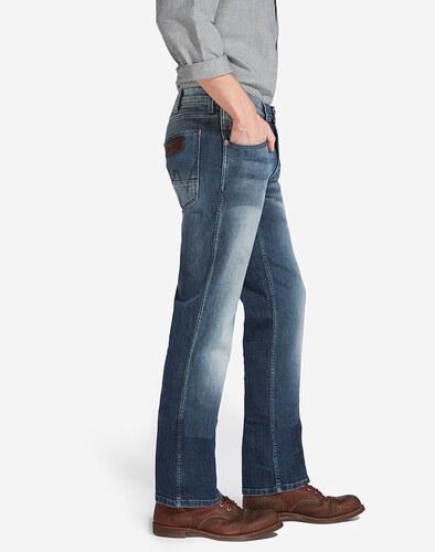 1e5c58d09a8 Wrangler pánské kalhoty (jeans) Ace W14Z6478I - Glami.cz