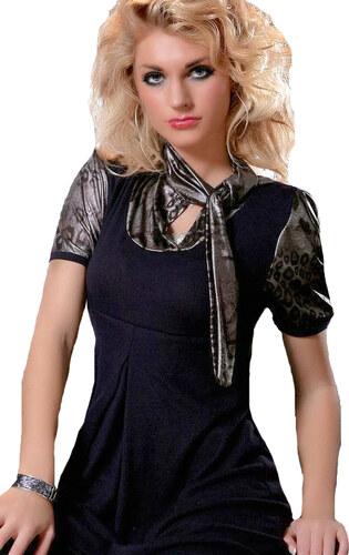 Úpletové dámské šaty
