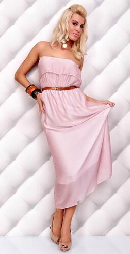 Elegantní dlouhé šaty