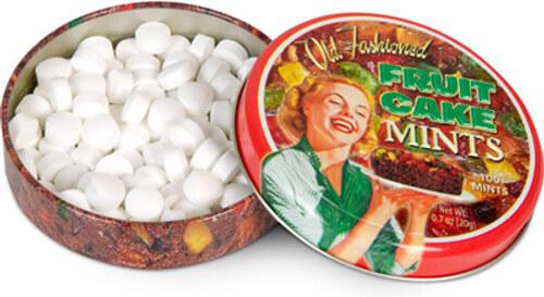 Vtipná krabička se sladkým obsahem - bonbóny Fruit cake