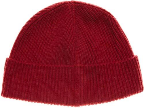0 1 2 Mütze - rot