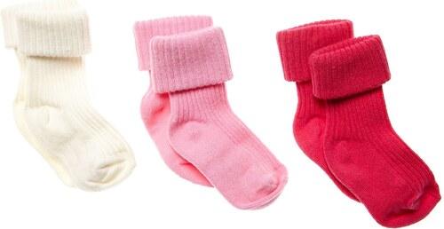 0 1 2 Socken - rosa