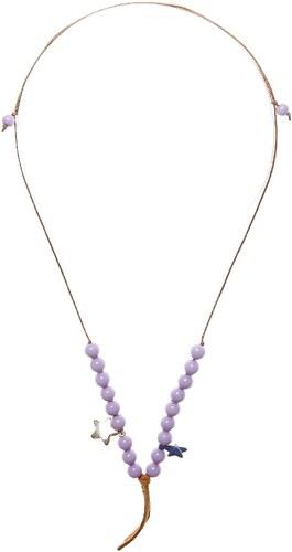 Benetton Collier fantaisie - violet