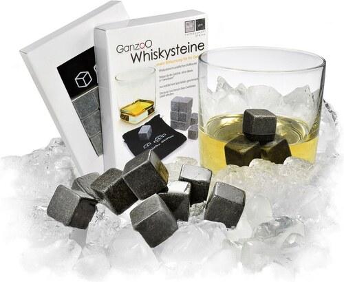 01ac3390000 Ledové kameny do whisky - šedé set 9ks - Glami.cz