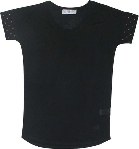 64 Studio Fusion - T-shirt - noir