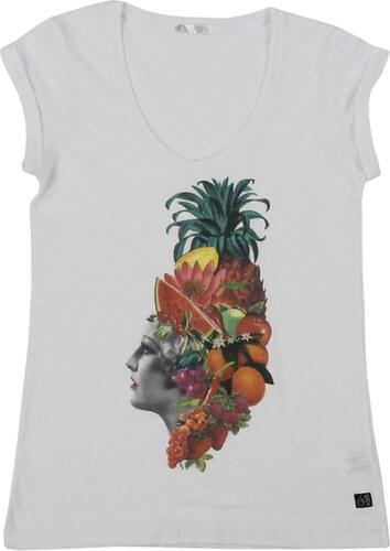 64 Juanita Ananas - T-shirt - blanc