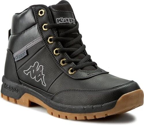 Trekingová obuv KAPPA - Bright Mid Light 242075 Black 1111 - Glami.sk 89da12e32a7