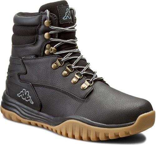 Outdoorová obuv KAPPA - Farum Mid 242155 Black Anthra 1113 - Glami.sk 9e825a67900