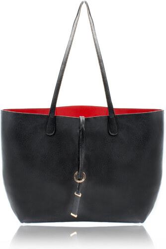 Fashion Icon Dámská kabelka Simple Style přes rameno i crossbody ... cceea1ab7e0