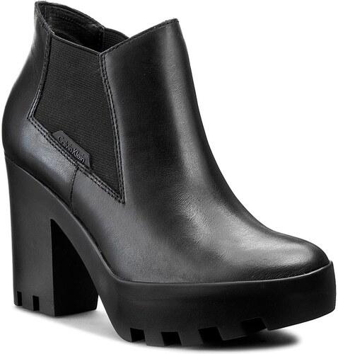 Magasított cipő CALVIN KLEIN - Sandy R3494 Black - Glami.hu 4775ffd460