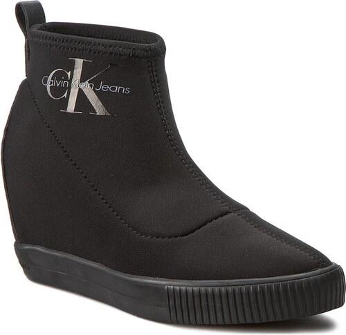 90fc47a6bf Členková obuv CALVIN KLEIN JEANS - Ryo R3546 Black - Glami.sk