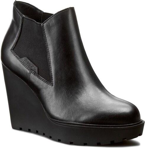 10b2086b10 Členková obuv CALVIN KLEIN JEANS - Sydney RE9620 Black - Glami.sk