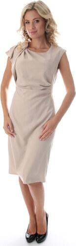 Semper Moderní šaty s aplikací - Glami.cz 91840586fc