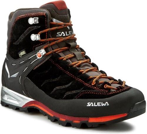 fbb87bb08 Trekingová obuv SALEWA - Ms Mtn Trainer Mid Gtx 63411-0943 Black/Indio