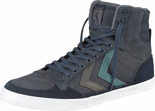 Hummel Sneaker »Slimmer Stadil Duo Oiled«