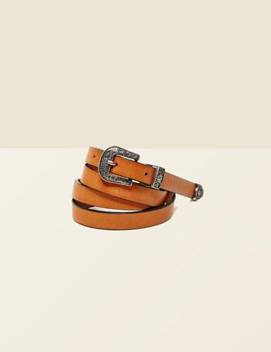 ceinture fine style western camel Jennyfer - Glami.fr 968f6f616fb