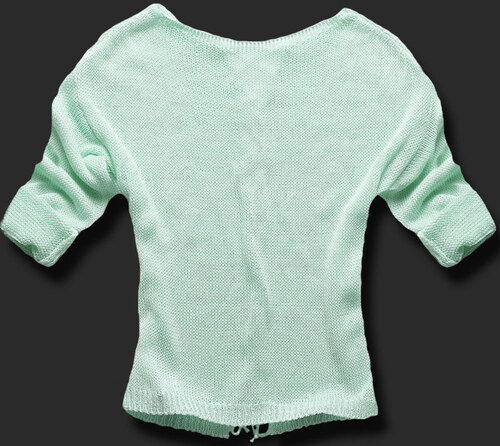 Pullover mint 0123
