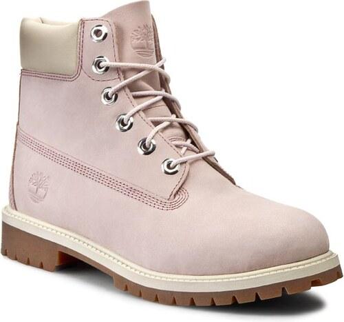 Outdoorová obuv TIMBERLAND - 6In Prem Wp Bt Laven 34992 TB0349925241 Purp c1a13e8f3b6