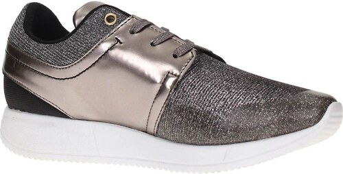 9eafa454023 Tommy Hilfiger Tenisky FW56821998 Sneakers Women Textile Fabric Tommy  Hilfiger
