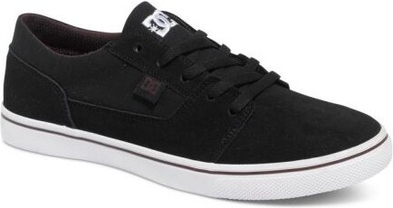 2e8a34f1a6e DC Shoes Boty DC Tonik W black  white  red - Glami.cz