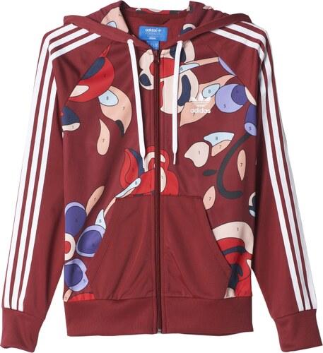 adidas Originals x Rita Ora Color Paint Mikina - Glami.cz 5b4fc593eb0