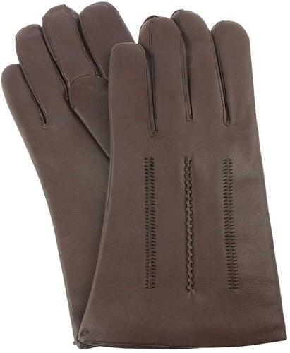 6ba2e06b7cc Vystyd Pánské kožené rukavice 1590 velikost 10.5