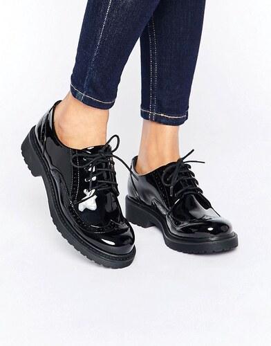 Chaussures Monki Vernies Chaussures Monki Noir Vernies Noir Richelieu Richelieu qvRxwtZ