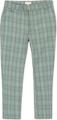 Pantalon Long Imprimé - Vert d'Eau