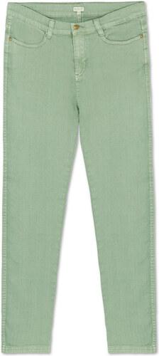 Pantalon Cinq Poches - Vert d'Eau