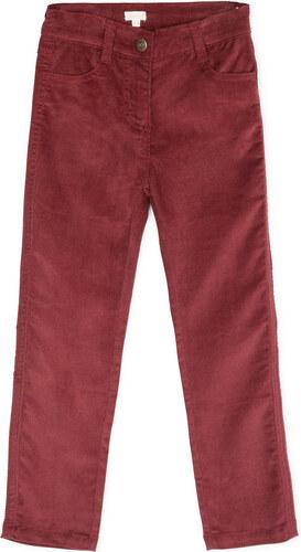 Pantalon Velours Côtelé Fin - Cuivre
