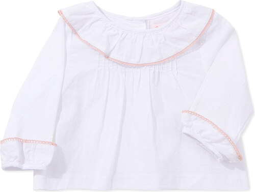 Chemise Manches Longues - Rose